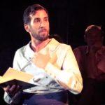 Michele Di Giacomo nel ruolo del sognatore.