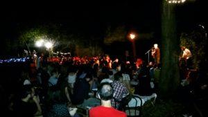 Paolo Benvegnù e il pubblico de Le Città Visibili