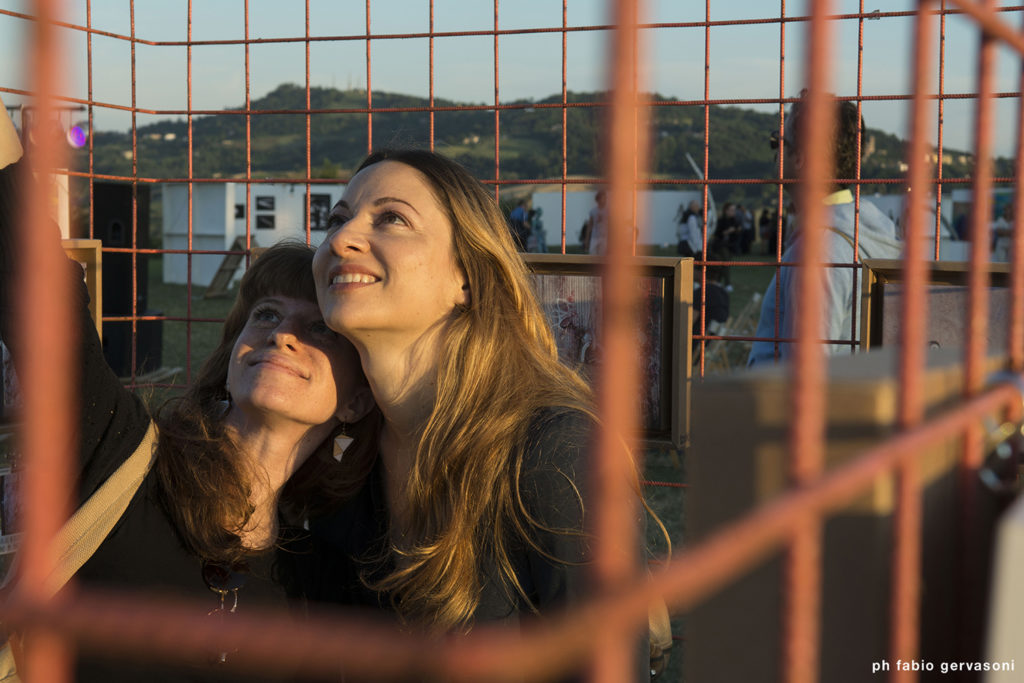 Marianna Balducci e Tamara Balducci a Nott'Arte