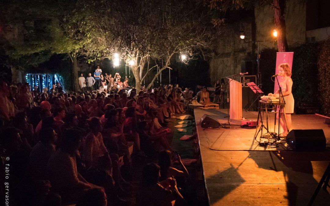 Le città visibili e Parco Poesia, il reading di Maria Antonietta