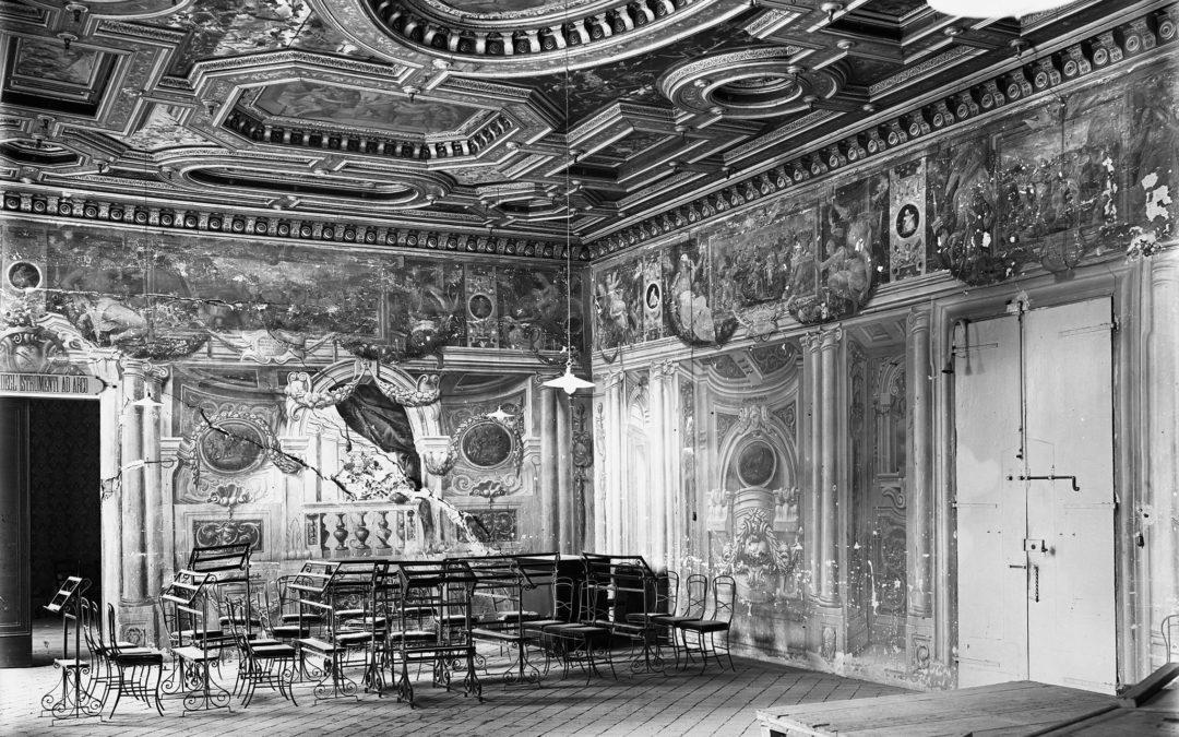 Scipione va a teatro, alla scoperta della Rimini del passato con Kantharos aps