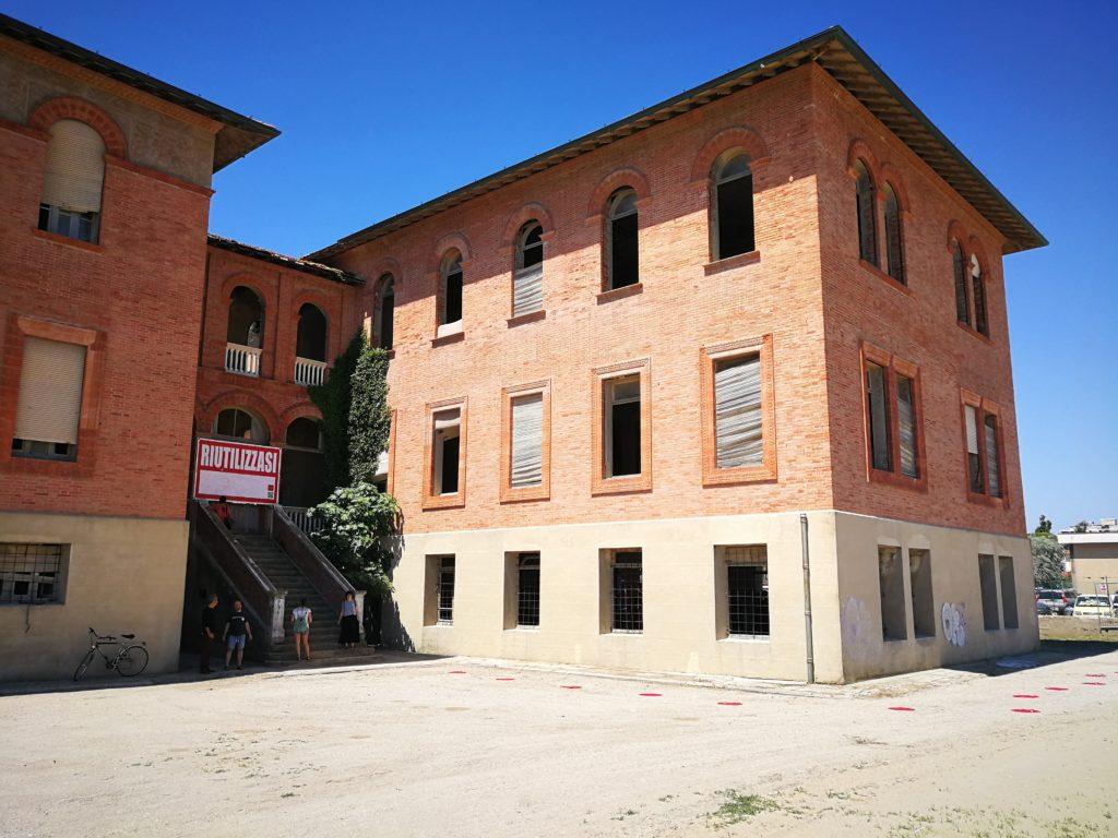 La colonia bolognese di Miramare, oggetto di un intervento di rigenerazione urbana da parte dell'Ass. Il Palloncino Rosso