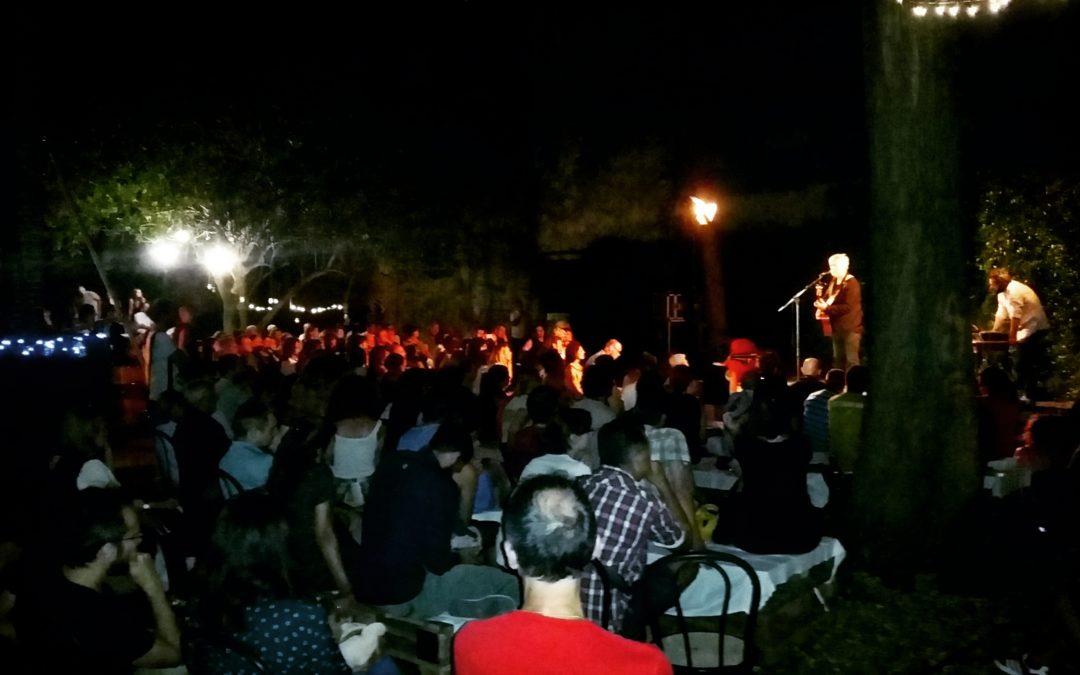 La prima serata del festival Città Visibili di Rimini